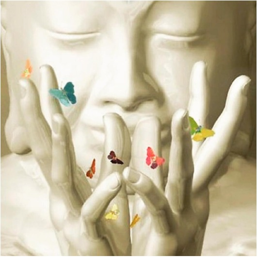 ¿Es la Paz un estado en el que no soy tocado por nada de este mundo?